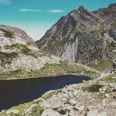 Col et lac d'Arrious