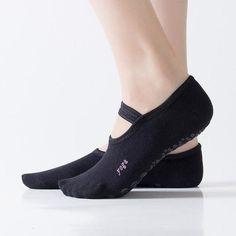 Women Professional Anti Slip Bandage Cotton Sports #Gym #Fitness #Sports #Yoga #Athletic #Grip #Socks