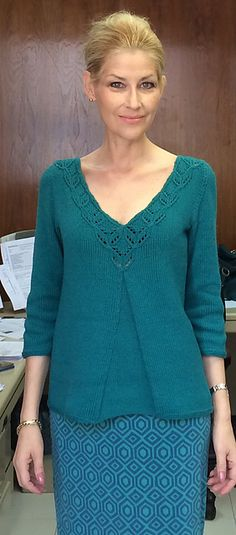 Ravelry: Cristina1961's Prow Pullover
