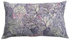 Barbara Emmy X Liberty | Ray Midnight Linen&Cotton Cushion