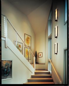 Forged Vertical Wall Light by Hubbardton Forge