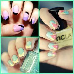 nail art hipster
