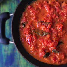 Making Dosas Idli Paratha for dinner? Then try this Kerala Style Tomato Curry it goes perfect along with those dishes. Serve it along with a raita to make a complete dinner. Recipe by Uma. http://ift.tt/2gyZmXj #Vegetarian #Recipes