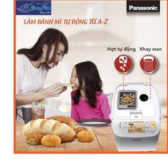 Máy làm bánh mì Chính hãng Panasonic   Shopdepre.com