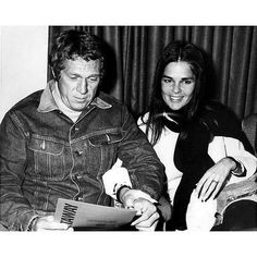 Ali Macgraw, About Time Movie, Steve Mcqueen, Hot Guys, Hot Men, Best Actor, Old Hollywood, Vintage Posters, Movie Stars