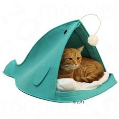 Cat Den Fish Reviews - Cat Accessories | dooyoo.co.uk  ♥ Learn how to make #cats live a happy life! Ozzi Cat Magazine >> http://OzziCat.com.au ♥