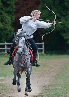 horse archer - Google-haku