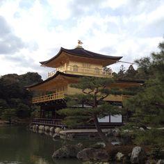 Kinkakuji Kyoto Done!