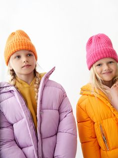 Image 1 of PUFFER JACKET from Zara You are in the right place about zara kids room Here we offer you Kids Winter Fashion, Winter Kids, Fashion Kids, Zara Kids, London Kids, Girls Winter Jackets, Winter Stil, Zara Fashion, Junior