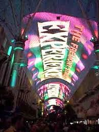 The Freemont Street Experience! A Las Vegas Must See! (and while you're there go Zip-lining) I've done it and it's so much fun. #Freemont #LasVegas Pin on, Thuy (2E)