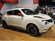 Nissan Juke NISMO debuts at Chicago Auto Show
