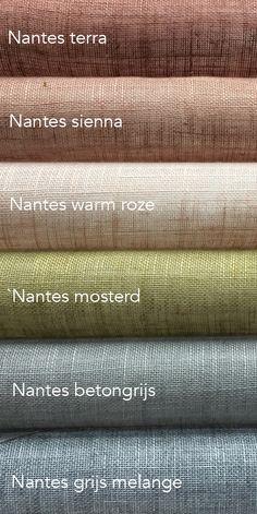 Pantone Colour Palettes, Pantone Color, Ticking Fabric, Linen Fabric, Colour Pallete, Colour Schemes, Soft Colors, Colours, Colored Burlap