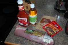 Easy Pulled Pork Crock Pot Recipe...I need 2 put my croc pot to use more!