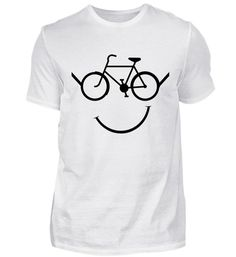 CICLISMO T-Shirt Divertente Da Donna V Collo Sport Performance Tee-I Love BIKES Stenci