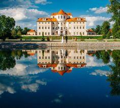 Liblice chateau, Central Bohemian Region, Czechia #castle #chateau #Czechia