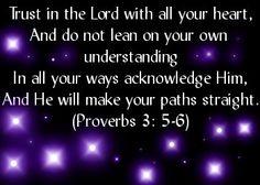 Tim Tebow tweet (December 9, 2012) Proverbs 3:5-6
