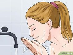 3 Ways to Get Beautiful While You Sleep - wikiHow Beauty Tips For Skin, Health And Beauty Tips, Beauty Skin, Hair Beauty, Healthy Hair Tips, Healthy Hair Growth, Green Tea For Hair, How To Grow Eyelashes, Coconut Oil Hair Mask