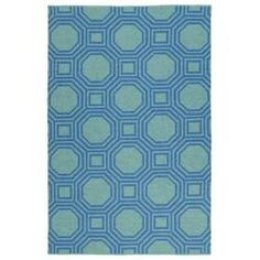 Mack & Milo™ Striped Handmande Braided Cotton Bright Blue/Navy Rug & Reviews   Wayfair Yellow Area Rugs, Beige Area Rugs, Kaleen Rugs, Rectangular Rugs, Indoor Outdoor Area Rugs, Outdoor Living, Rug Shapes, Online Home Decor Stores, Throw Rugs