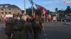 Early morning walk International Four Days Marches Nijmegen T...