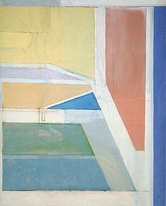 Richard Diebenkorn Ocean Park No.27, 1970
