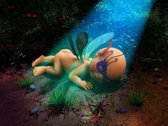 Sleeping Garden Fearie