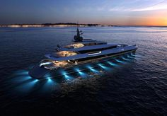 Luxury yacht design interior trip sailing and having private party on super mega boat life style for vacation and wedding on deck with style ond model of black and etc Yacht Luxury, Luxury Yachts For Sale, Yacht For Sale, Boats For Sale, Luxury Boats, Luxury Travel, Yacht Design, Boat Design, Yatch Boat