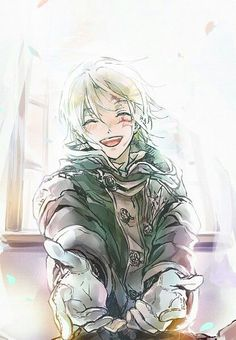 Allen Walker - D  Gray Man #anime #manga