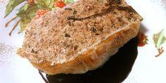 Recipe for making ground pork chops, côtes de porc grand'mère, at home (Escoffier, 2922).