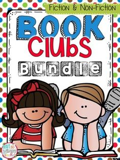 Book clubs, or literature circles, are a fun way to differentiate and get your class reading engaging text! Use these book club graphic organizers to help your students to practice various literature and informational text standards. 3rd Grade Reading, Student Reading, Guided Reading, Third Grade, Grade 2, Teaching Reading, Reading Centers, Reading Groups, Reading Sites