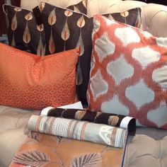 Image result for hermes cushions