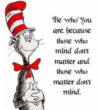 Happy Birthday Dr Seuss!