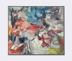 "Untitled VIII | New York, Rockefeller Plaza | oil on canvas | 177.8 x 203.2 cm.""A de Kooning painting is as unrestricted as Union Square. […] He has the hungry multifariousness of the Renaissance humanists, the 'vulgarity' of Rabelais and Cervantes.""  Harold Rosenberg A founding father of the Abstract Expressionist movement, Willem de Kooning, along with painters like Jackson Pollock, Mark Rothko and Franz Klein, permanently changed the history of Modern Art, relocating its center from Paris…"