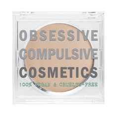 OCC SKIN: CONCEAL | Obsessive Compulsive Cosmetics