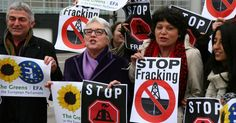 Trans-Atlantic Trade Deal a Field Day for Fracking.  This is just one horrible aspect of the proposed TAFTA.  If you've never even heard of TAFTA, that's your sign to stop following corporate media outlets like CNN, MSNBC, ABC, etc.