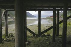 We konden in Mosjøen zelfs onder de huizen komen... #wlmotortrips.blogspot.nl #flickr #photography #travelphotography #traveller #canon #canon_photos #fotoreis #travelblog #reizen #reisjournalist #travelwriter #moto73 #reisfotografie #landschapsfotografie #suzuki #v-strom #MySuzuki #motorbike #motorfiets #visitnorway #fb
