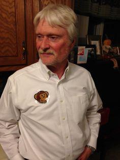 "#timmyverse  Shrewsbury/MA/USA  my papa and he said ""this is me smiling..."""