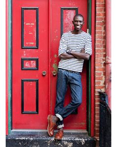 again, love this model and his style but why do they have his ankles looking so ashy...sadface