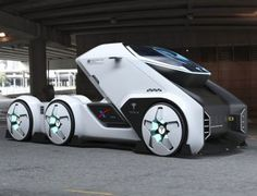 Futuristic SpaceTruck Concept by Alexander Baldini Tesla Spacex, Estilo Tim Burton, Spacex Dragon, Black Color Combination, Astronaut Helmet, Semi Trucks, Automotive Design, Toyota Supra, Concept Cars