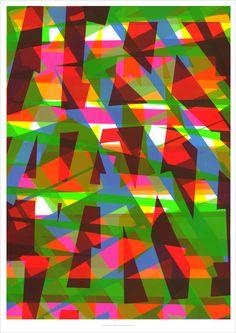 Re:Surgo!: Pigment Print 025