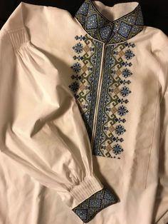 Skjorter til Øst Telemark Beltestakk Wedding Dresses Men Indian, Wedding Dress Men, Hardanger Embroidery, Cross Stitch Embroidery, Palestinian Embroidery, Coat Patterns, Sherwani, Traditional Outfits, Couture
