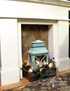 Easy DIY Fireplace | Apartments, Living rooms and Room