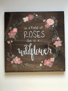 Here are some baby girl nursery design inspirations of each of your decor, bedding, and furnishings Baby Nursery Room Decor Design Blog, Big Girl Rooms, Girl Nursery, Nursery Ideas, Nursery Signs, Room Ideas, Nursery Room, My New Room, Baby Love
