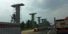 LRT Pulogadung Roboh, 5 Korban Dirawat