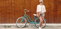 Los beneficios de la bicicleta para la mujer