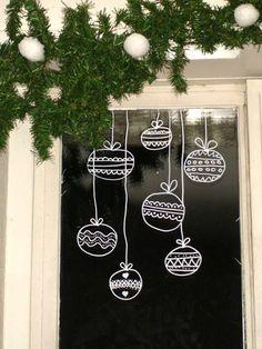 Pra decorar a casa no Natal, não precisa de muita coisa. Mas os pequenos detalhes fazem toda a diferença. (Foto: http://bit.ly/1wcOdPU)