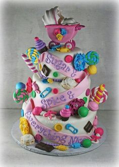 Baby cake.That looks really cute.Please check out my website thanks. www.photopix.co.nz