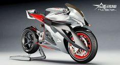 """Concept Alstare Superbike """"7 Carlos Checa Ed.2013"""""""