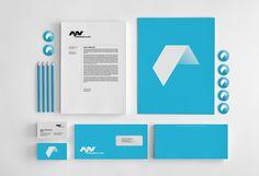 Addnature.com identity pitch by Karl Hallqvist, via Behance