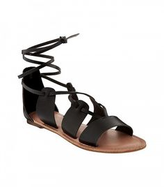 Old Navy Lace-Up Gladiator Sandals