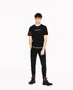 Zara'dan 1  STREET T-SHIRT Resmi